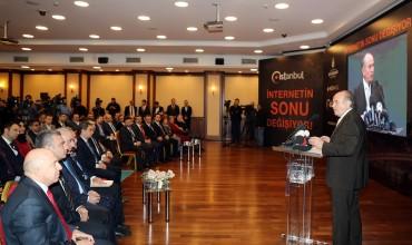 İstanbul' a İnternette Milli Alan Adı