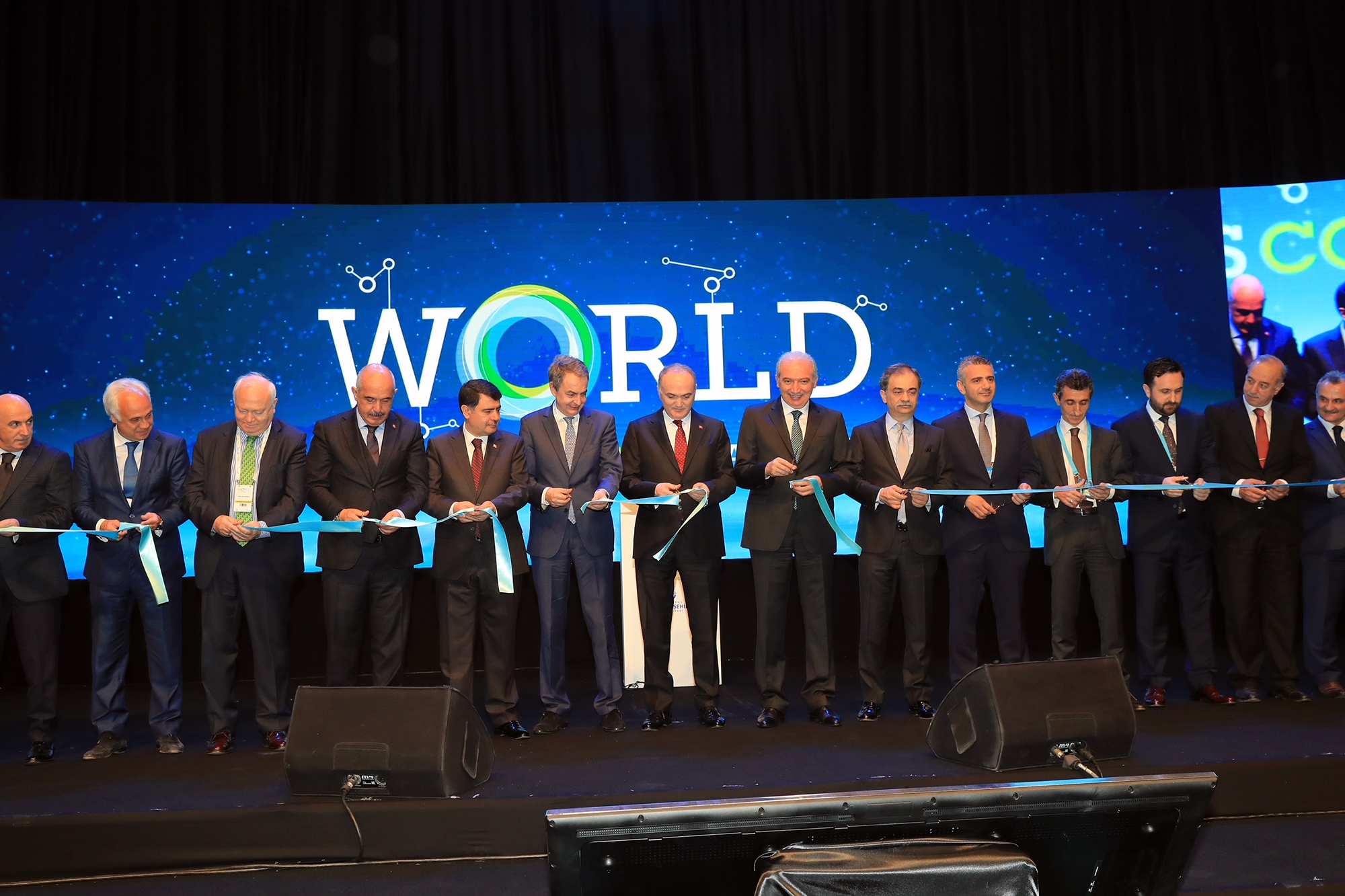 World Cities Congress Istanbul'18 Set the Course for Smart Cities