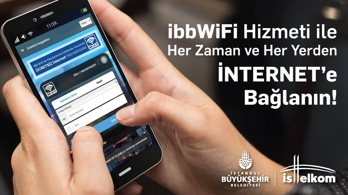 3.8 MILLION USERS HAVE REGISTERED WITH IBB WIFI