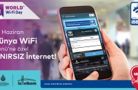 "IBB WIFI WILL BE UNLIMITED AND FREE OF CHARGE ON THE SPECIAL OCCASION OF ""WORLD WIFI DAY"""